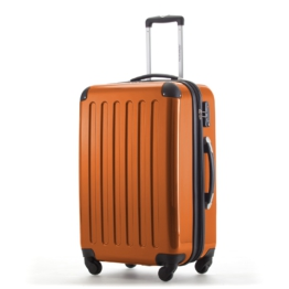 Hauptstadtkoffer - ALEX Hartschalen Trolley 65cm Orange