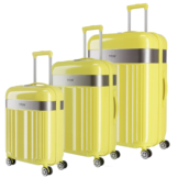 TITAN SPOTLIGHT FLASH 3er Trolley Set lemon crush