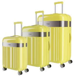 TITAN SPOTLIGHT FLASH 3er Trolley Set lemon crush