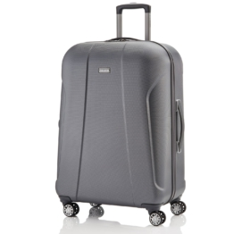 travelite - ELBE TWO Anthrazit -XL- Hartschalen Trolley