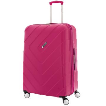 travelite KALISTO 4w Pink 77cm Trolley